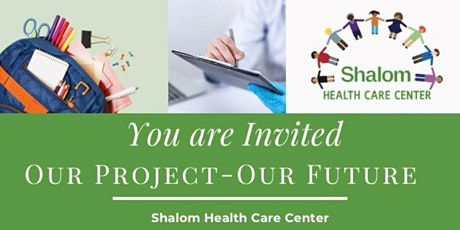 Shalom Project 2021 Open House tickets