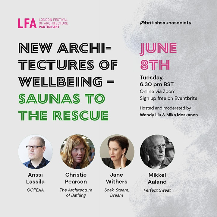 New Architectures of Wellbeing – Saunas to the Rescue? image