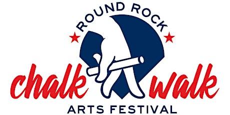 Round Rock Chalk Walk Arts Festival tickets