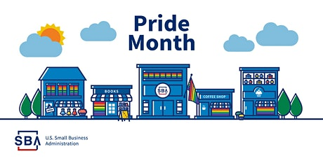 Pride Month Small Business Webinar tickets