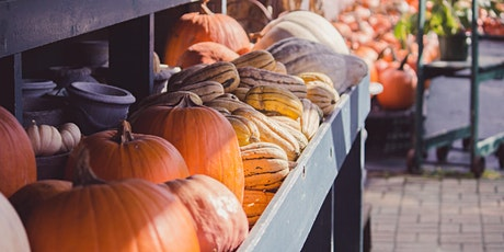 Cooking Smart With Fall Foods tickets
