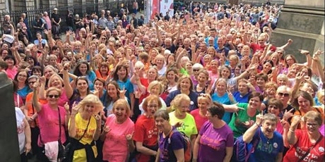 Sing in the City - Outdoor Rehearsal, Fife tickets