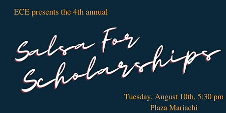 Salsa for Scholarships 2021 tickets