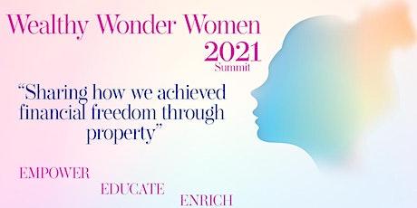 Wealthy Wonder Women 2021 Summit Tickets