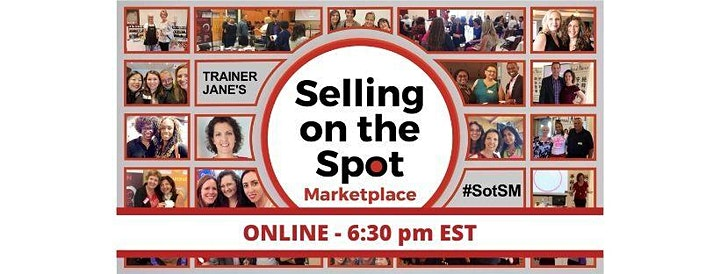 Selling on the Spot Marketplace - Online image