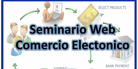 Seminario Web Comercio Electonico boletos