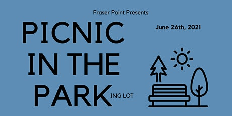 Picnic In The Park 7-9 PM tickets