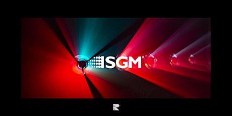Oportunidades de negocios con iluminación SGM entradas