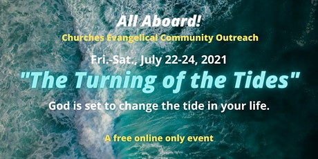 All Aboard! Churches Evangelical Community Outreach tickets
