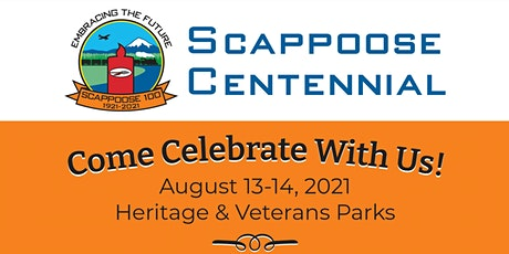 Scappoose 100-Year Centennial Celebration [VENDOR REGISTRATION] tickets