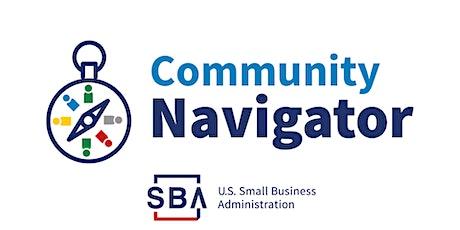 Community Navigators Pilot Program Information Session tickets
