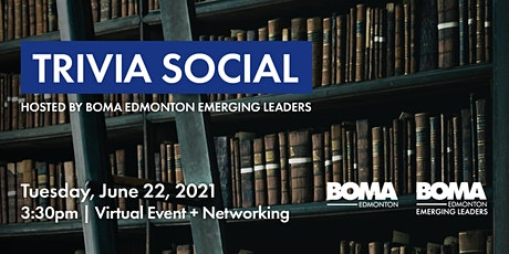 BOMA Edmonton Trivia Social Presented By Emerging Leaders tickets