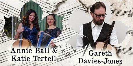 On Tour! Outdoor Gig Hagg Bank, Wylam 11th July  with Gareth Davies-Jones tickets