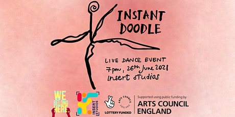 Instant Doodle - Live Dance and Music Event tickets