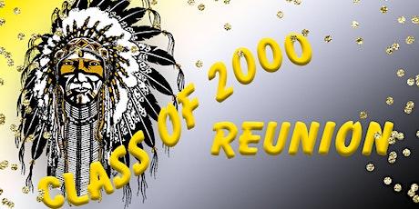 AHS Class of 2000 20th(ish) Reunion tickets