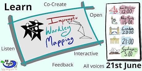 Impromptu Wardley Mapping - Wardley Workshop tickets