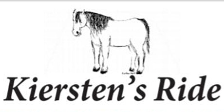 9th Annual Kiersten's Ride Fundraiser -- In Person or Virtual tickets