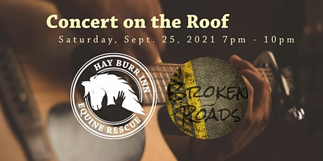 Concert on the Roof tickets