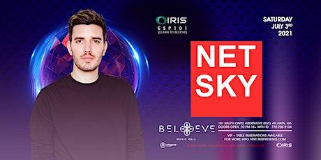 Netsky | IRIS ESP101 [Learn To Believe] Saturday, July 3rd tickets