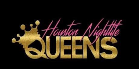 Houston Nightlife Queens Hiring Event tickets