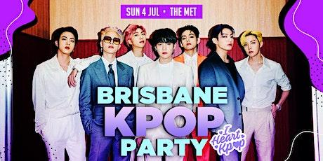 BRISBANE KPOP PARTY | 2021 RETURN | SUN 4 JUL tickets