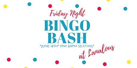 Friday Night Bingo Bash at Lanalous tickets