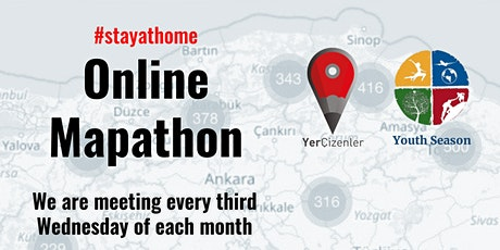 Online Mapathon: Mapping the Unmapped Settlements of Turkey tickets