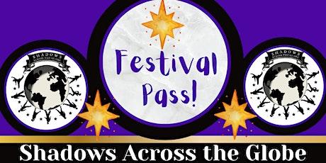 Shadows Across The Globe Festival Pass tickets