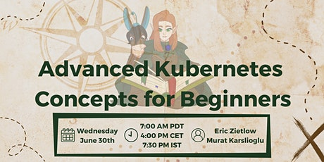 Advanced Kubernetes Concepts for Beginners tickets