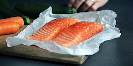 Pro Chef Series: Salmon 101 tickets
