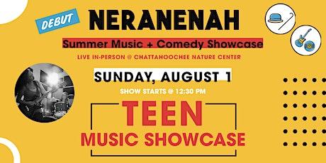 Teen  Music Showcase tickets