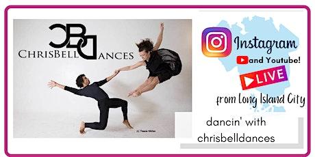 Dancin' with chrisbelldances (daddy's day edition) tickets