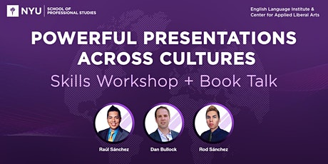 Presenting Across Cultures: An International Presentation Style tickets