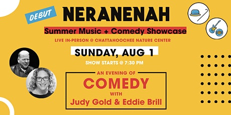 An Evening of Comedy with Judy Gold & Eddie Brill tickets