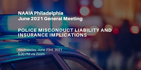 Police Misconduct Liability and Insurance Implications tickets