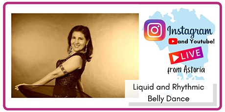 Liquid and Rhythmic Belly Dance with Noora Dance Theater tickets