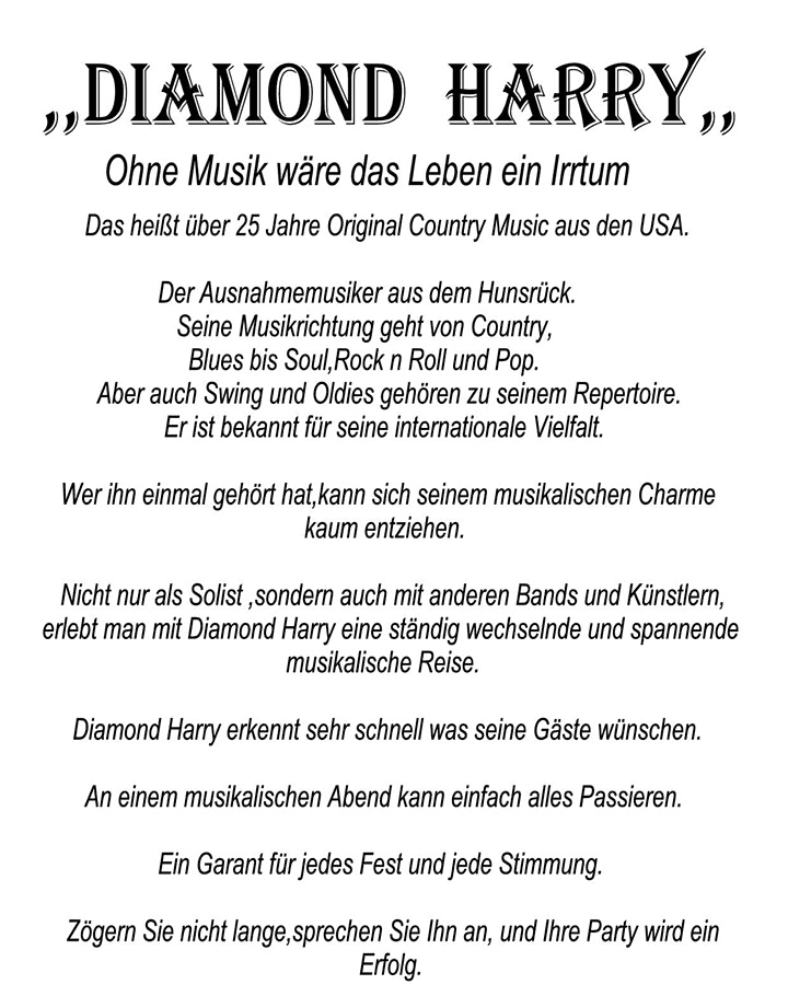 Sommer auf dem Rheinbalkon -Mr. Diamond: Bild