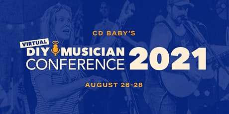 CD Baby's Virtual DIY Conference 2021 tickets