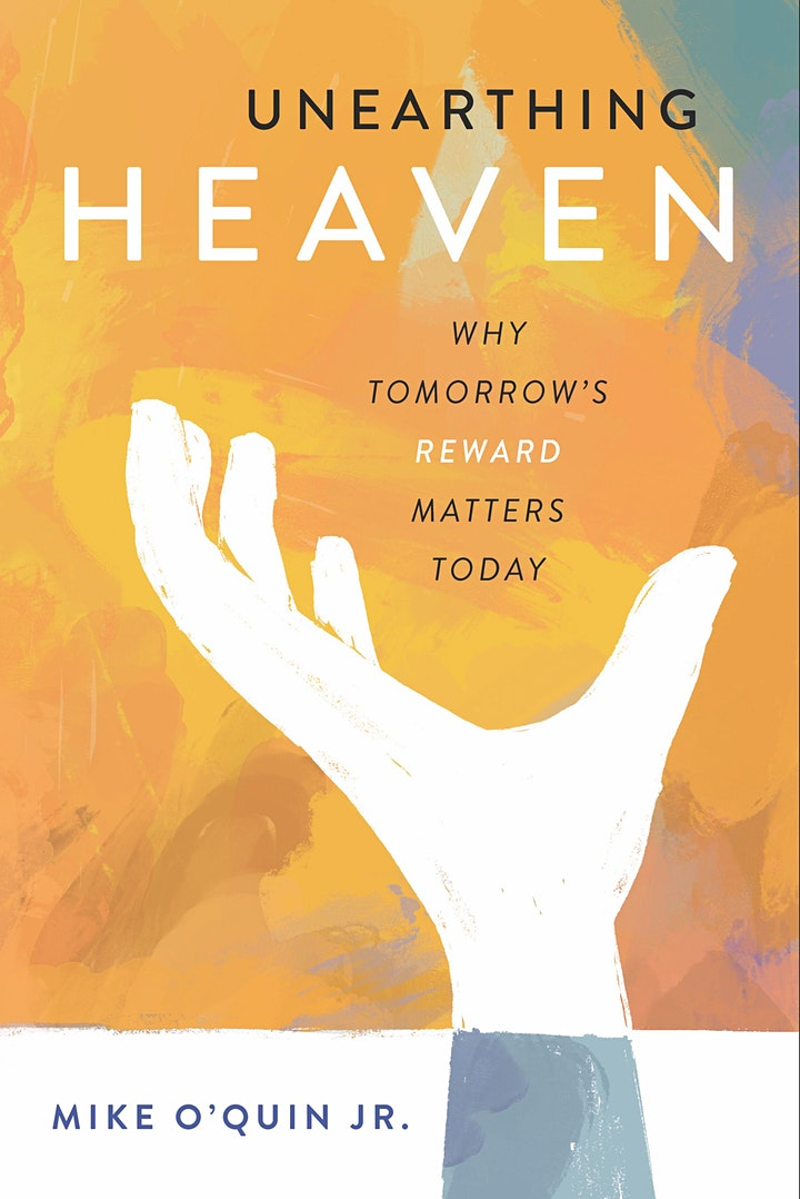 """Book Release Party for """"Unearthing Heaven"""" image"""