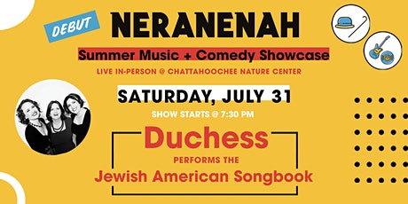 Duchess Performs the Jewish American Songbook tickets
