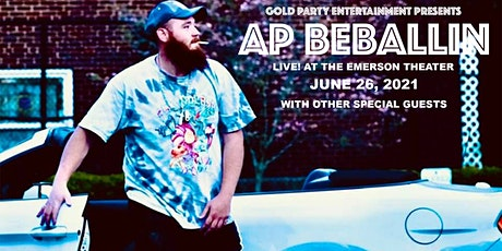 AP beBallin LIVE! @ The Emerson (w/other musical guests) tickets