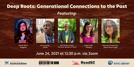 Deep Roots: Generational Connections to the Past tickets
