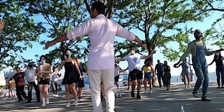 Cuban Salsa social dancing + free class tickets