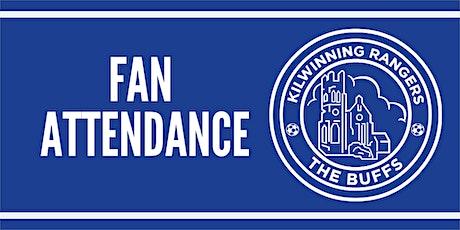 Kilwinning Rangers VS Whitletts Victoria tickets