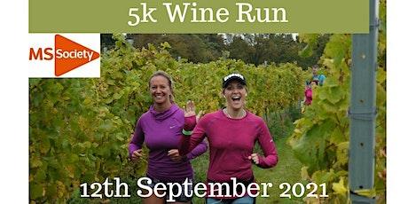 5k Wine Run tickets