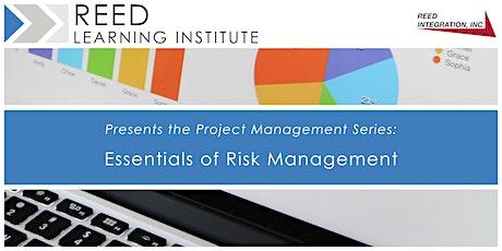 Essentials of Risk Management tickets
