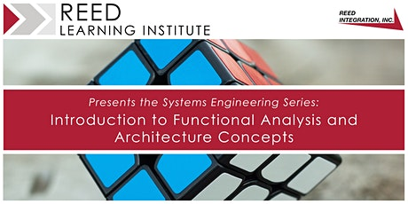 Introduction to Functional Analysis & Architecture Concepts tickets