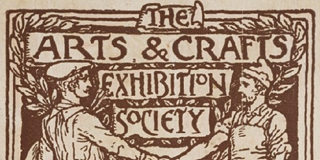 Online Lecture: The Arts & Crafts Movement tickets