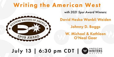 Panel Discussion: Writing the American West tickets