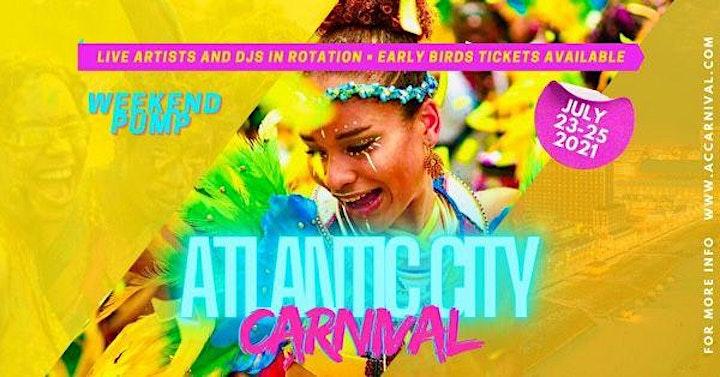 Atlantic City Caribbean Carnival image